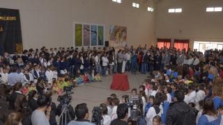 Plan Mil Más: el Gobierno inauguró la 5º etapa en Buena Esperanza