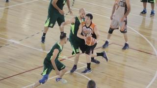 El Campus fue sede de un torneo de maxi básquet