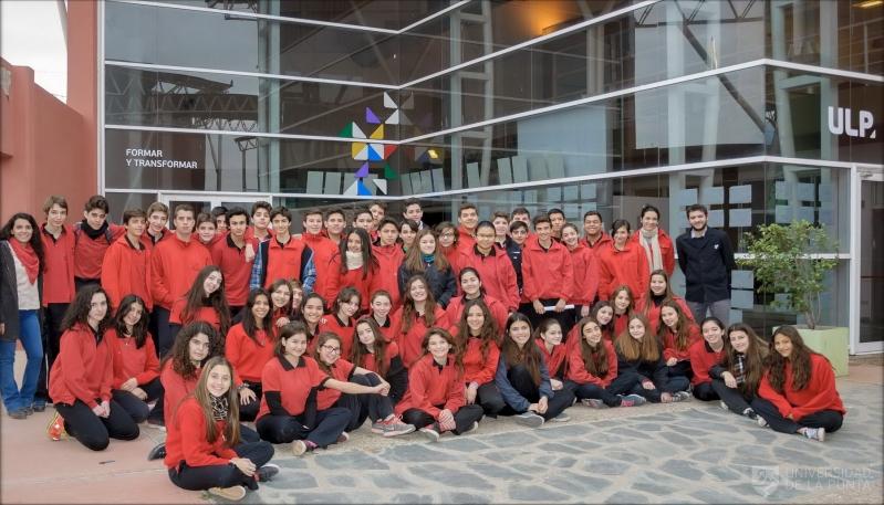 Alumnos del Instituto San Marcos realizaron un recorrido educativo por la ULP