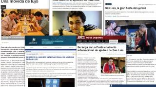 Abierto Internacional ULP: el país habla de los trebejos puntanos