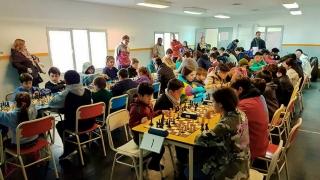 Más de 50 ajedrecistas participaron del 2º Torneo Promocional Puntano