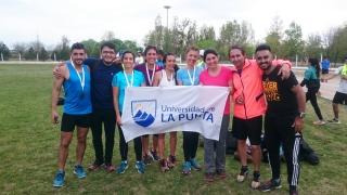 Buen inicio de los alumnos de la ULP en los Juegos Universitarios Regionales