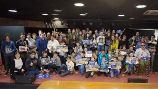 La ULP premió a los ganadores de dos torneos de ajedrez