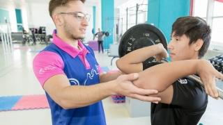 Facundo Collova campeón nacional de Powerlifting