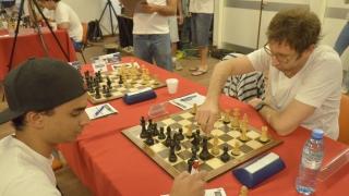 Con puntaje ideal, siete maestros lideran el torneo