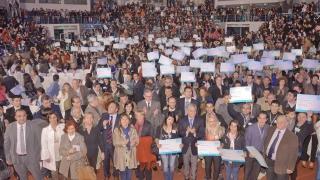 Más de 1550 jóvenes de toda la provincia recibirán su título secundario