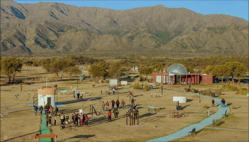 Más de 400 personas visitaron el PALP durante el fin de semana
