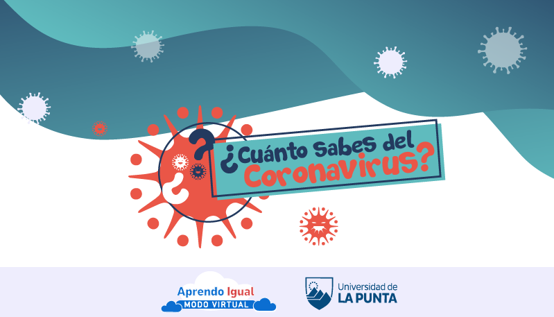 Se presentó la plataforma ¿Cuánto sabés del Coronavirus?