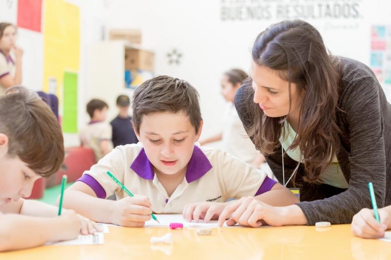 """""""San Luis es la única que toma sus propias evaluaciones, para crear nuevas políticas educativas"""""""