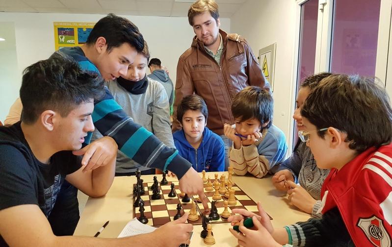 La Escuela de Talentos de la ULP se entrena de cara a nuevos desafíos ajedrecísticos