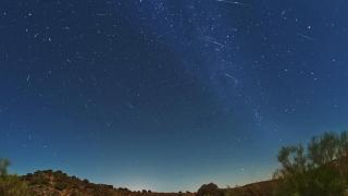 El cielo sanluiseño recibirá la visita de las estrellas Tàuridas Sur