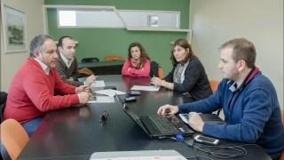 Transporte para Todos y la ULP coordinan acciones  referidas al sistema de seguimiento vehicular