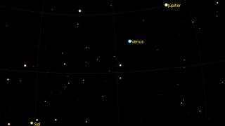 Este sábado el planeta Venus brillará aún más