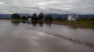 El inicio de clases del PIE se pospone en  algunas localidades afectadas por el temporal