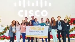 Los Mega Programadores ya visitaron la primera empresa en Silicon Valley