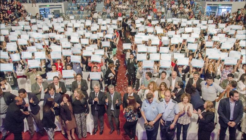 Plan 20/30: más de 6.500 sanluiseños incluidos en la sociedad del conocimiento