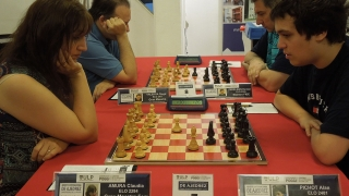 En un apasionante duelo de maestros, Pichot venció a Amura