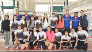 Santo Tomás Handball fue evaluado en el Campus Abierto ULP