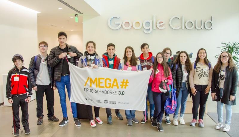 Los Mega Programadores conocieron Google y Cisco