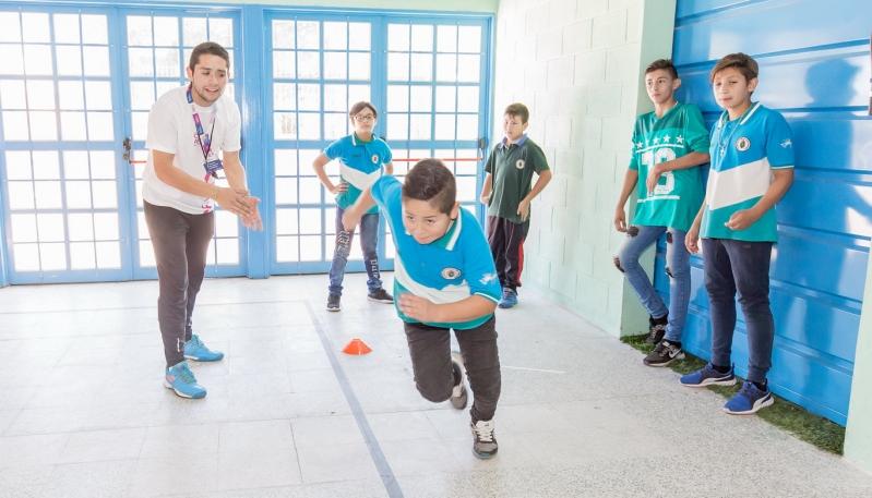 Inició el operativo de mediciones del Mapa Deportivo en toda la provincia