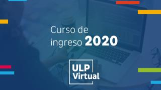 ULP Virtual: 5914 alumnos comienzan el curso de ingreso