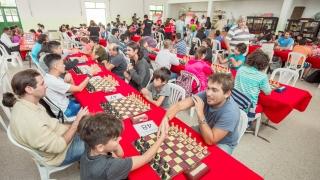 Ajedrez ULP se suma a la Fiesta Nacional del Caldén