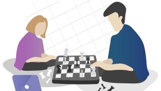La niña que no sabía jugar al ajedrez