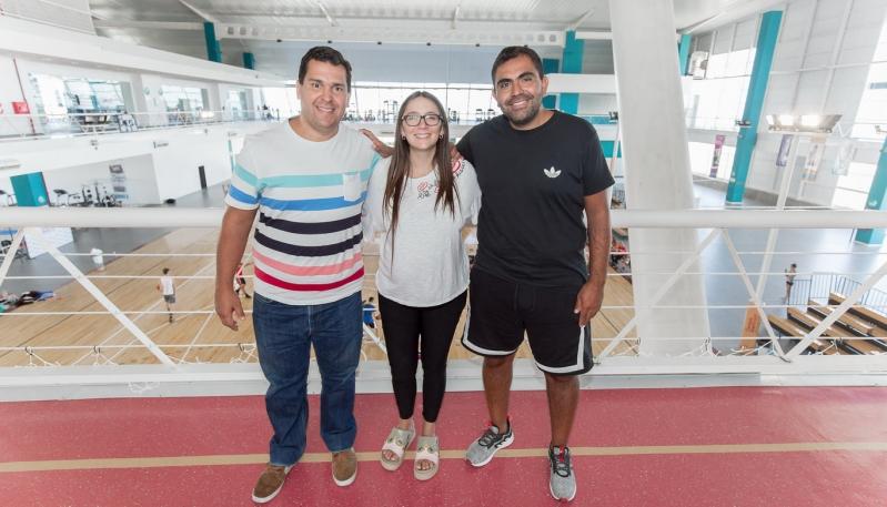 El básquet de Guay Curú comenzó la pretemporada en el Campus