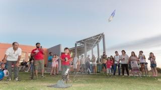 Durante enero, casi 7 mil personas visitaron el Parque Astronómico de La Punta