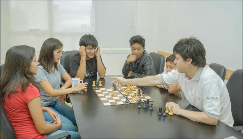 """""""Las posibilidades que la ULP brinda a los chicos de la Escuela de Talentos son increíbles"""""""