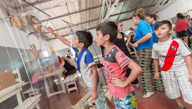 Las iniciativas de la ULP recorren San Luis y La Punta
