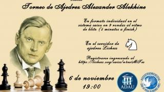 La ULP competirá en el torneo en memoria del primer campeón mundial de ajedrez ruso