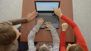 Iniciaron las clases online en toda la provincia