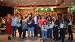 Premiaron a los ganadores de Parcelas Lectoras y Merenderos 3.0