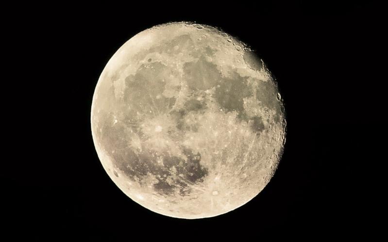 El lunes llega la segunda Superluna del año