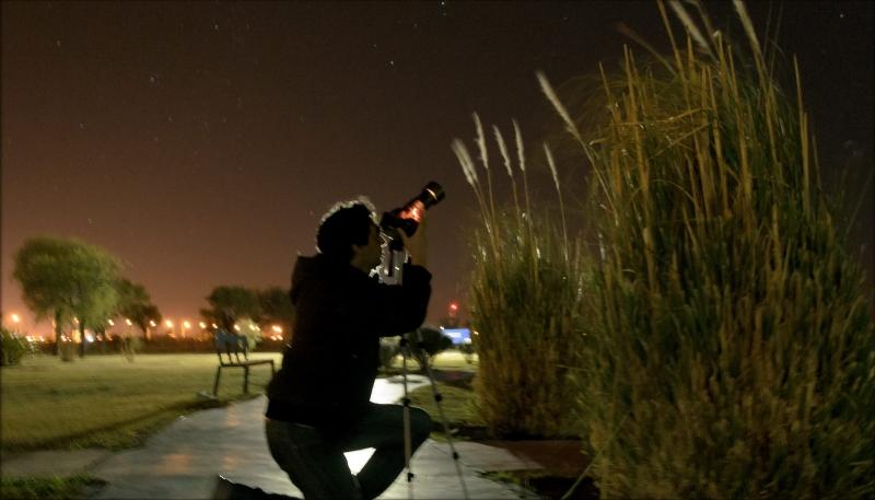 Vení al PALP y aprendé a fotografiar el cielo nocturno