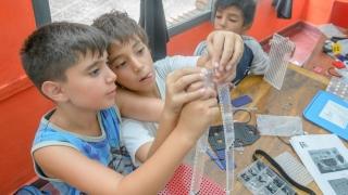 Más localidades de la provincia se suman a los talleres de robótica de verano