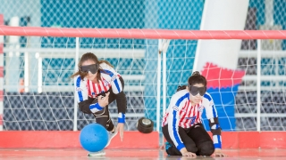San Luis recibe el Sudamericano de Goalball