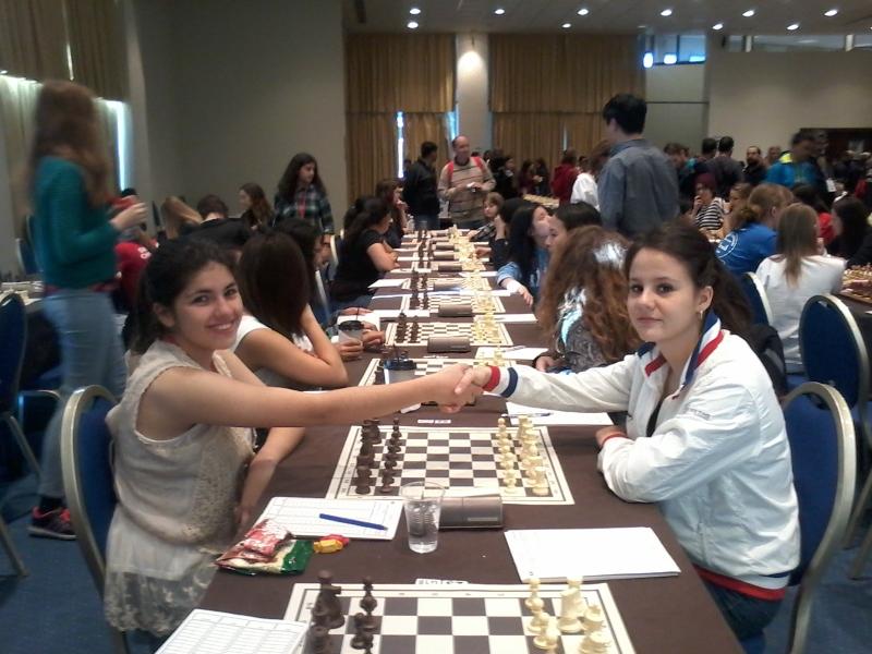 El mejor ajedrez puntano cruzó el Atlántico y dio batalla en suelo europeo
