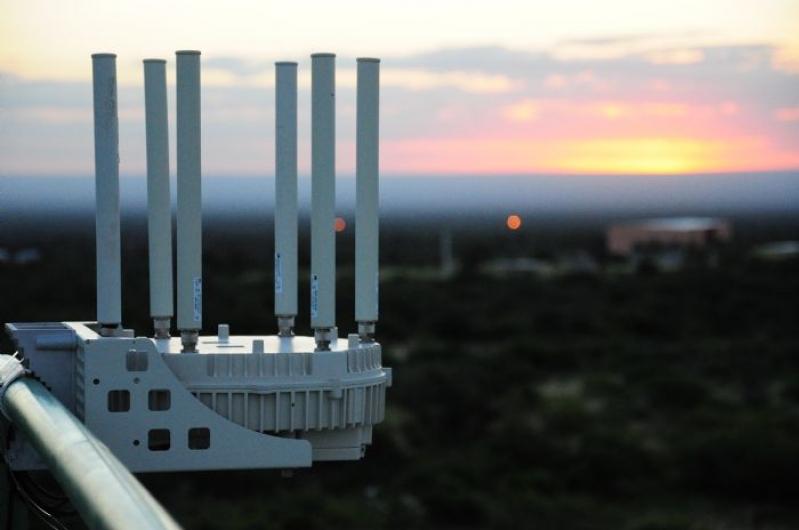 Con cuatro nuevas antenas, la AUI amplía la conectividad en La Punta