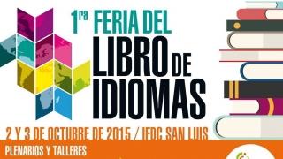 La ULP dijo presente en la 1ª Feria del Libro de Idiomas