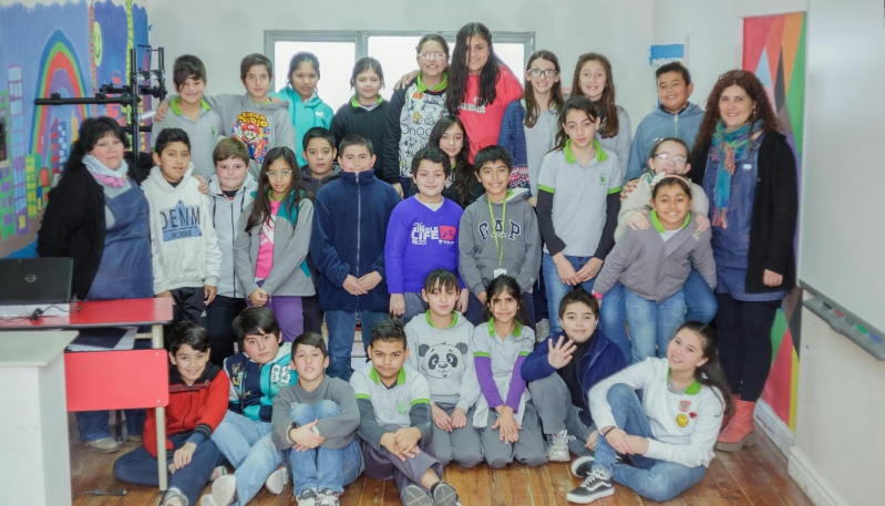 Un nuevo grupo de alumnos puntanos conocerá el Teatro Colón