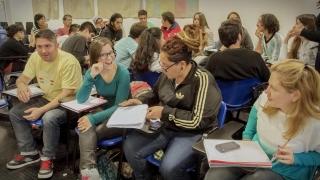 La vida universitaria se pone en acción en la ULP