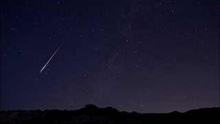 El cielo de San Luis será invadido por una lluvia de estrellas
