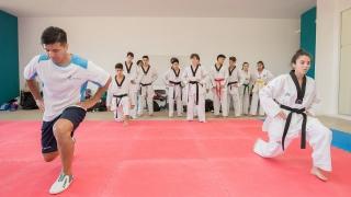 Cuatro taekwondistas del Campus se perfeccionarán en Mendoza