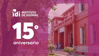 El Instituto de Idiomas cumple 15 años