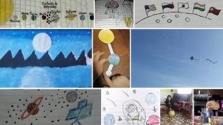 """La comunidad educativa de la Escuela Nº 77 """"Maestros Puntanos"""" participan de manera virtual de las actividades del PALP"""