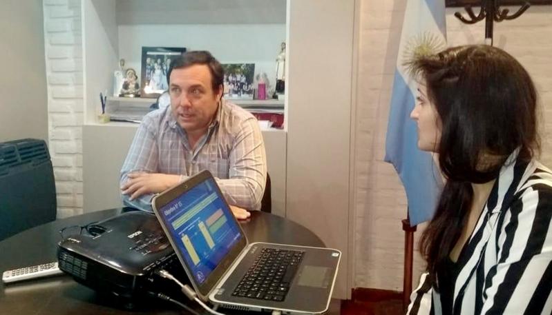 Juana Koslay avanza en la implementación del Sistema de Gestión de Calidad