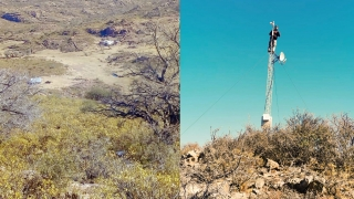 Avanza la instalación de antenas en parajes y zonas rurales