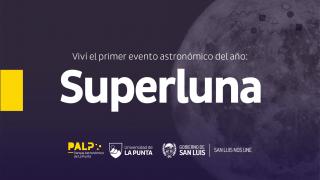 El PALP se prepara para el primer evento astronómico del 2020